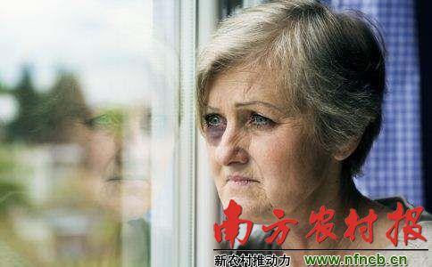 阿婆进城带孙熬出抑郁症