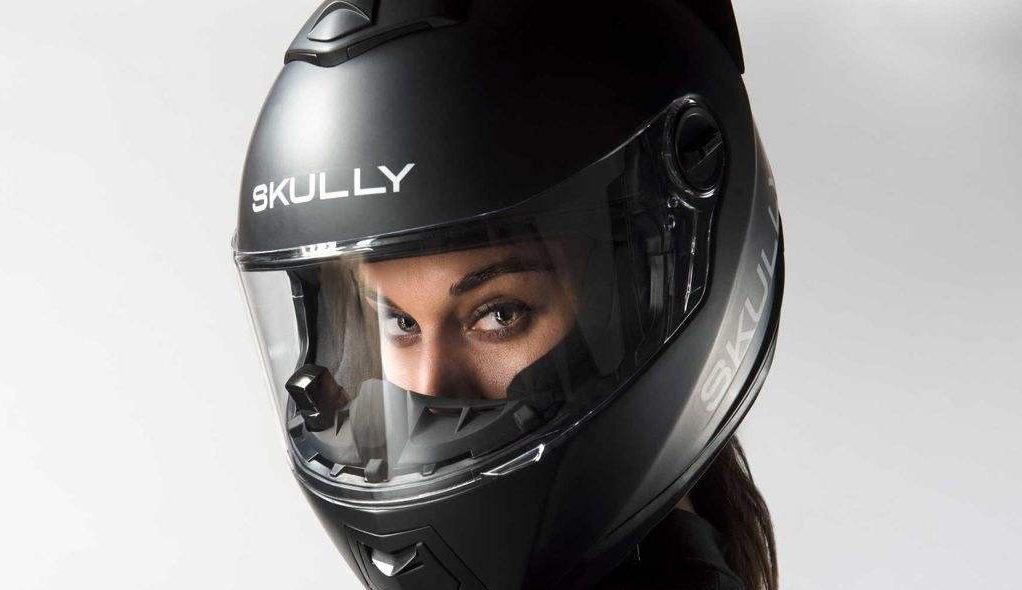 AR摩托车头盔知识