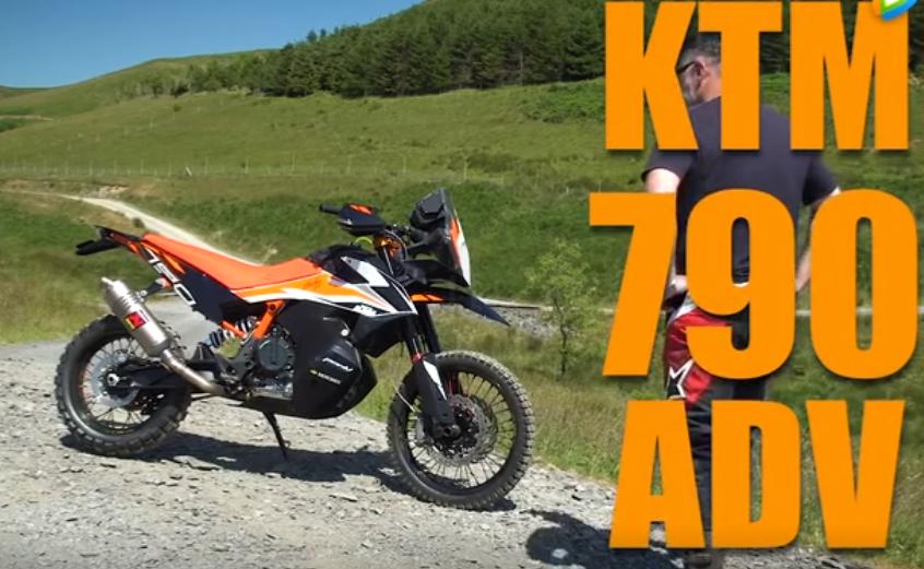 KTM中量級全新探險車 790 ADVENTURE 首秀照!