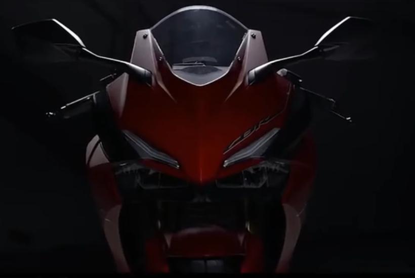 2018本田CBR 250RR 印度宣傳片