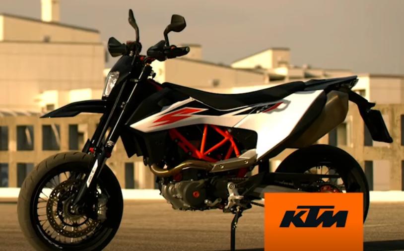 诠释暴力哲学的滑胎车,2019 KTM 690 SMC R