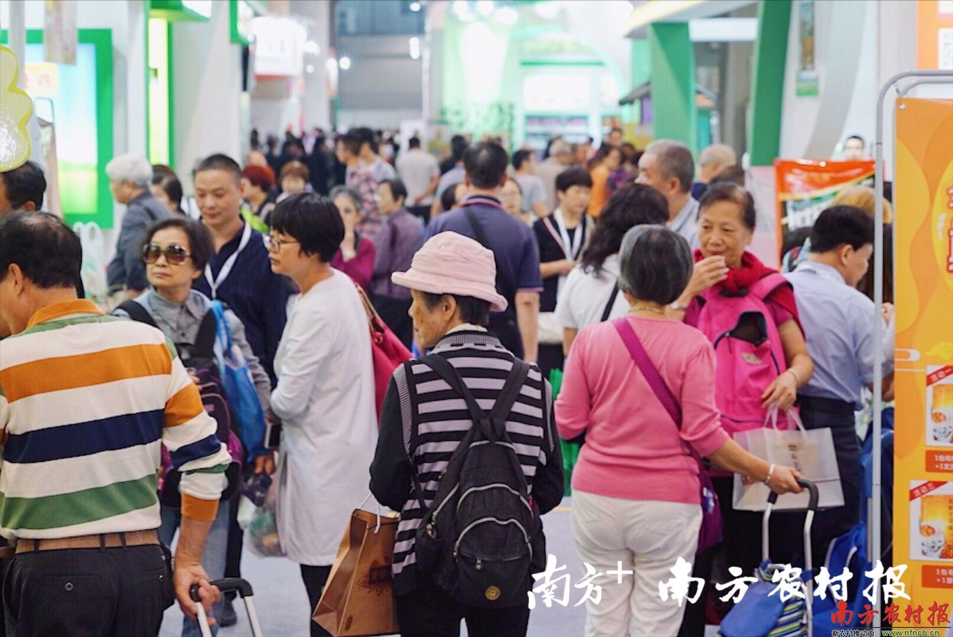 参观人次创新高 现场贸易翻一番,第九届广东现代农业博览会完美收官