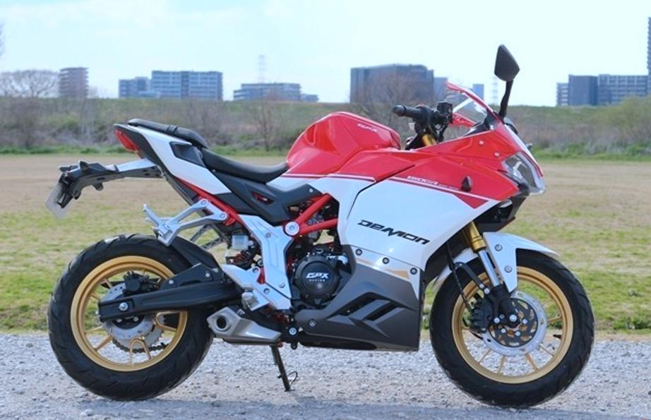 泰國新興摩托車品牌,看出了國產車型的影子?