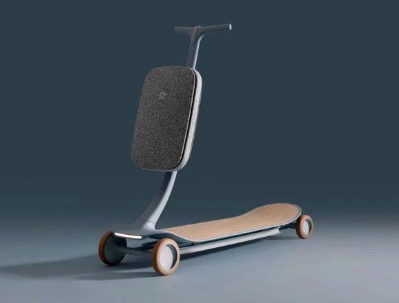 """國產""""特斯拉""""蔚來汽車將要設計電動滑板車,你想騎嗎?"""