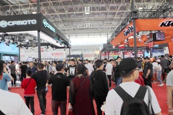北京摩展∣难掩车迷热情,盘点首都摩展那些有趣的看点