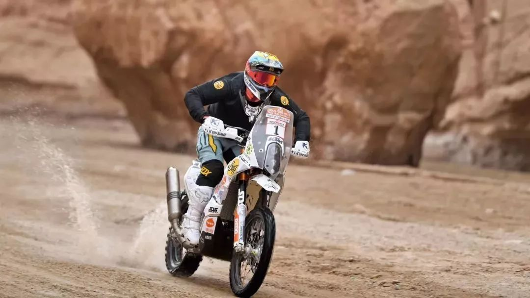 2019環塔越野大賽凱勵程KTMR2R星之隊順利奪冠