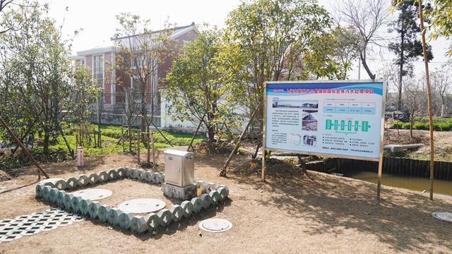 农村生活污水治理确定八大重点任务