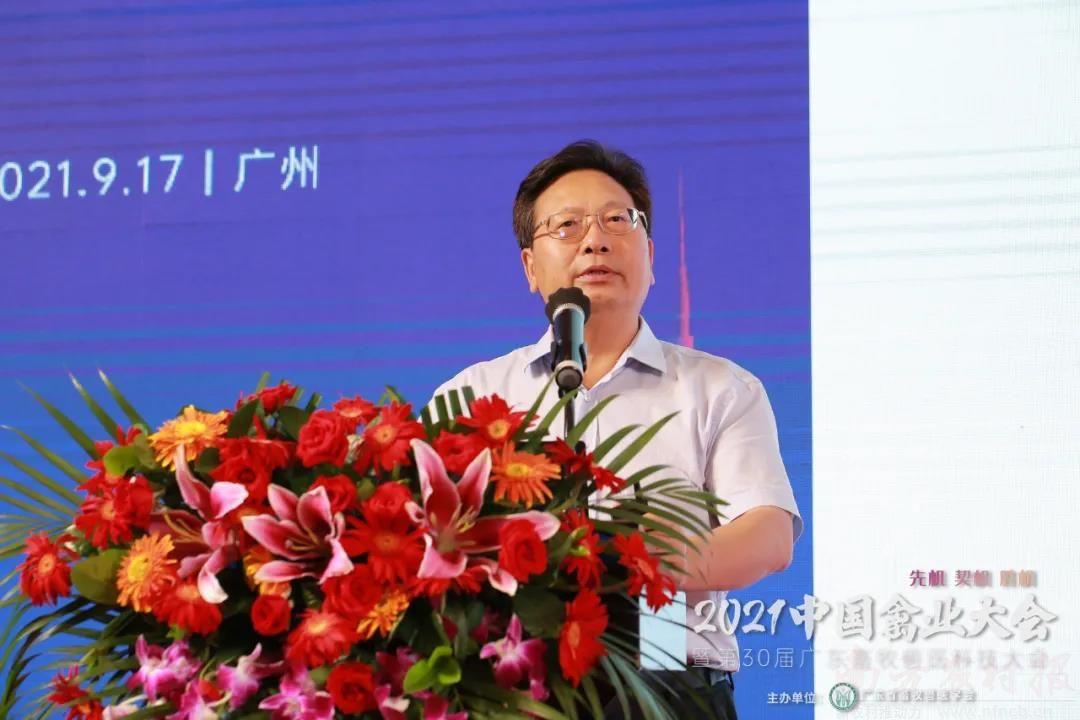 蔡辉益:未来五年发酵饲料产值将超1000亿